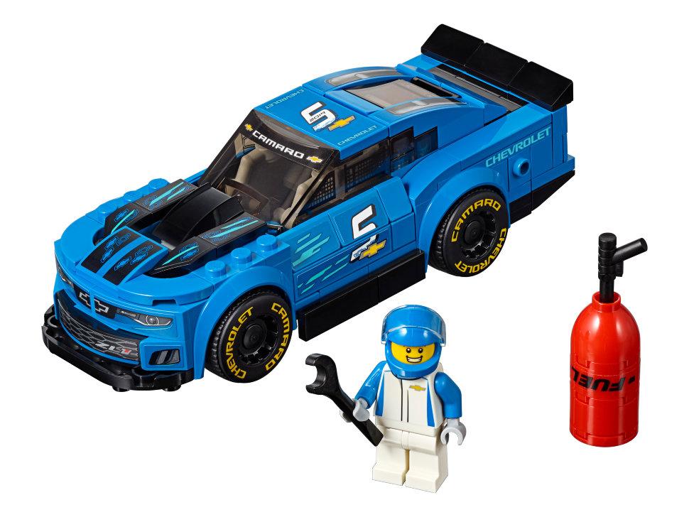Конструктор Lego Speed Champions: Гоночный автомобиль Chevrolet ...