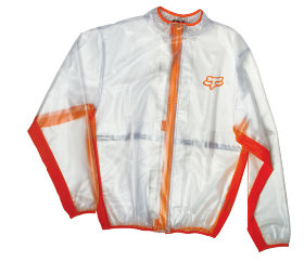 Мотокуртка FOX Fluid MX Jacket Orange