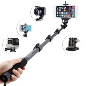 Монопод Yunteng Self Picture Monopod С-188 for GoPro, Sony, SJCAM (40-120 см)