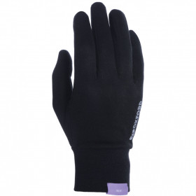 Термоперчатки Oxford Deluxe Gloves Silk Black