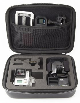 Кейс MSCAM Carry Bag for GoPro Large