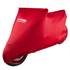 Моточехол Oxford Protex Stretch Indoor M Red (CV175)