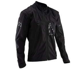 Мотокуртка Leatt Jacket GPX 4.5 Lite Black