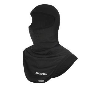 Подшлемник Oxford Deluxe Balaclava Micro Fleece Black (CA035)