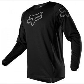 Мотоджерси Fox 180 Prix Jersey Black/Black
