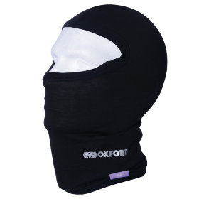 Подшлемник Oxford Deluxe Balaclava Silk Black (CA025)
