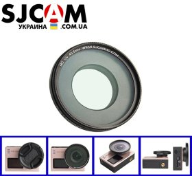 Фильтр SJCAM UV Filter for SJ6 Legend (40.5mm)